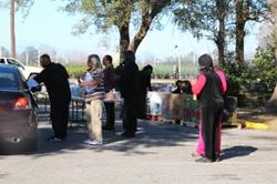 Click to view album: MCA Free Produce Giveaway