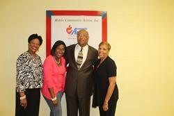 Click to view album: MCA Employees Motivational Health Fair