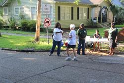 Click to view album: Volunteering for 5K Run/ Walk for Charity