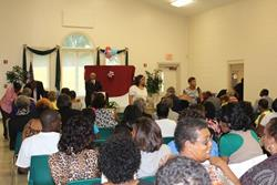Click to view album: Jimmy Knight Head Start Center Celebration