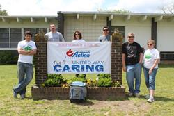 Click to view album: MCA 2014 United Way Day of Caring